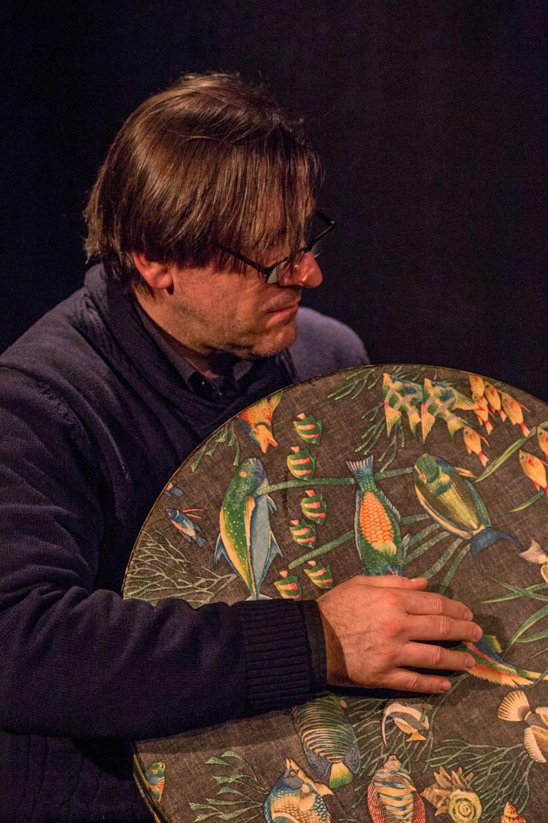 Percussionist - Günter Bozem